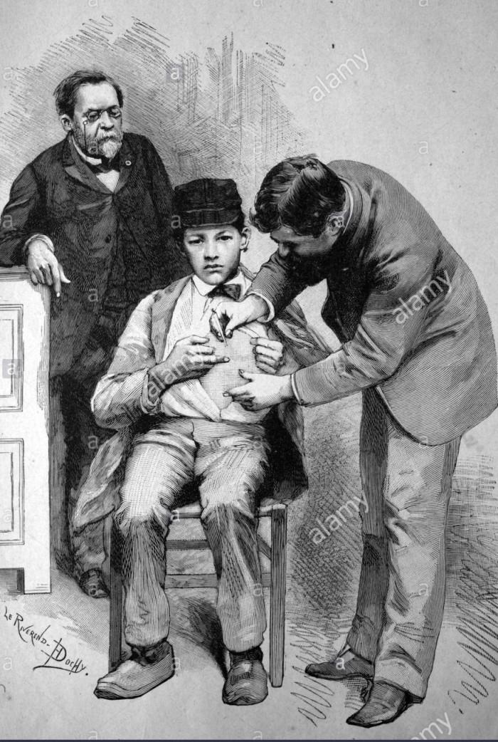 rabies-vaccination-by-professor-pasteur-in-paris-france-historical-EH0X8B.jpg